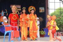 Dusshera Celebrationat AKSIPS 41 Smart School | AKSIPS 41 Chandigarh