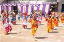 JUNIOR`S FIELD SHOW 2018-19| AKSIPS 41 Chandigarh