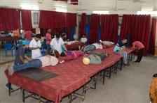 BLOOD DONATION CAMP AT AKSIPS 41 | AKSIPS 41 Chandigarh