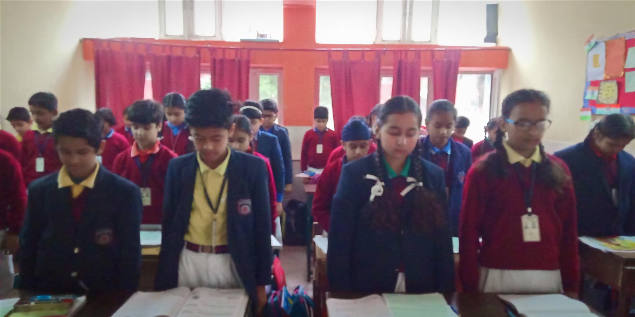 GANDHI JAYANTI | AKSIPS 41 Chandigarh