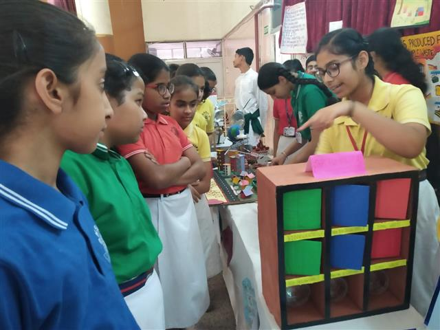 SCIENCE EXHIBITION 2019| AKSIPS 41 Chandigarh