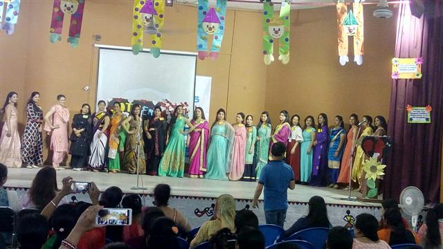 MOTHER`S DAY CELEBRATIONS|AKSIPS 41 Chandigarh
