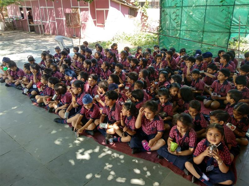 """""""Lemonade Day"""" activity done by KG Class on May 27`2019.. 