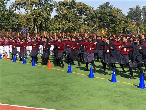 SELF DEFENCE TRAINING | AKSIPS 41 Chandigarh
