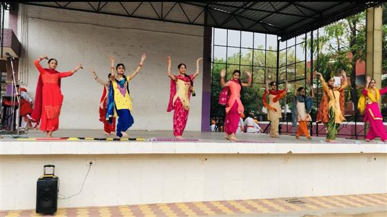 Baisakhi Celebrations 2019 | AKSIPS 41 Chandigarh