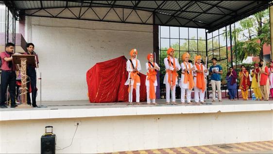 Baisakhi Celebrations 2019 | AKSIPS 41 Chandigarh
