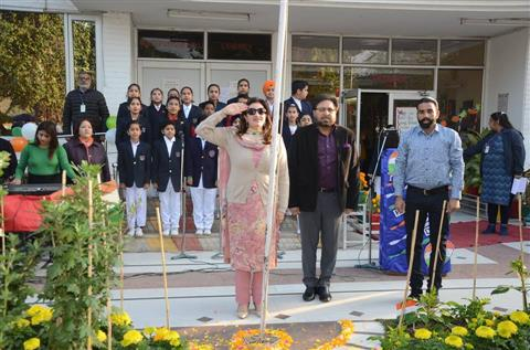 REPUBLIC DAY | AKSIPS 41 Chandigarh